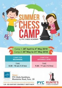 Summer Chess Camp - PYC